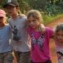 Solidarité des enfants pour arrêter la visite